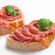 Pan con Crema de Fiambre de Jamón York | Sabor ahumado
