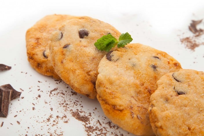 Receta | Galletas cookies con sobrasada y chips de chocolate
