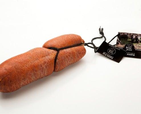 Sobrasada de Cerdo Negro | SELECCIÓ CAN PERE JOAN