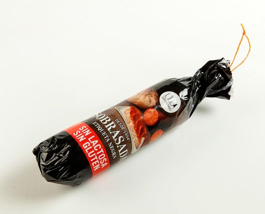 Sobrasada Etiqueta Negra L'ILLA | Desde 1954