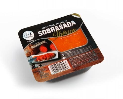 Tarrina de Sobrasada Ibérica