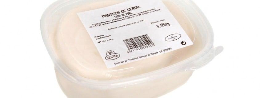 Manteca de cerdo | PROCAM