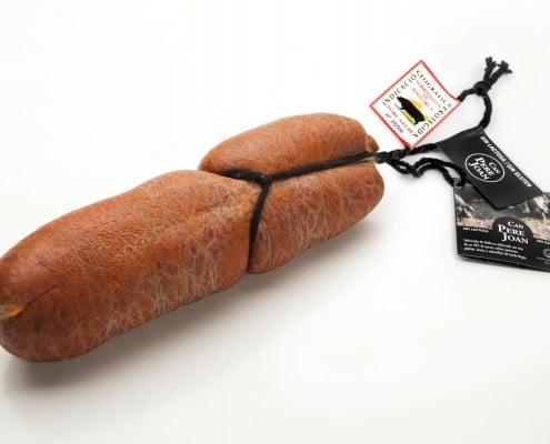 Sobrasada cerdo negro Mallorca